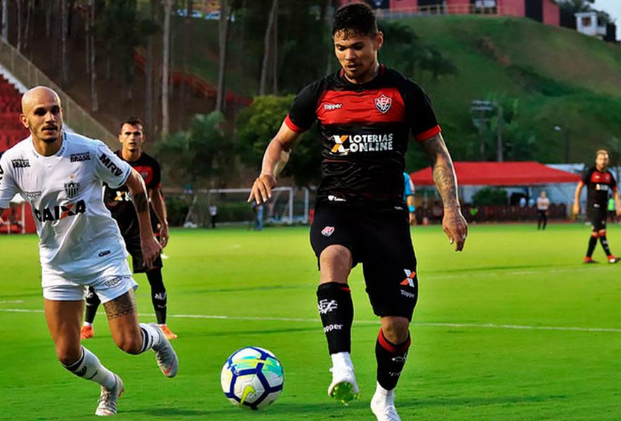 Léo Ceará lembra de início difícil no Vitória